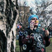 Пузыри :: Сергей Яценко