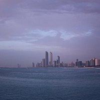 Панорама Абу-Даби :: Farhod Mukhtorov