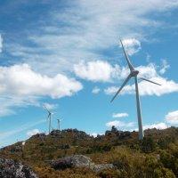 Ветряные генераторы. :: Helga Olginha