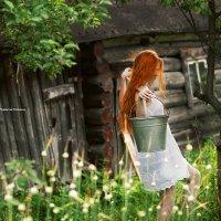 Лето в деревне :: Екатерина Постонен