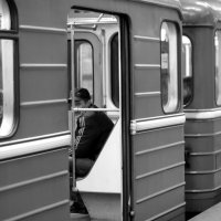 Метро :: Анастасия Шаронова
