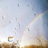 Радуга после дождя :: Алёнка Кузнецова