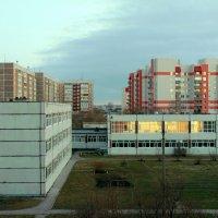 Из окна :: Денис Яковлев