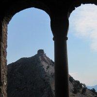 Окно крепости :: Маера Урусова