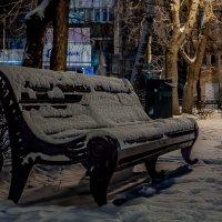 Первый снег :: Павел Бирюков