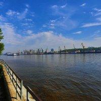 северный порт тушинский парк :: юрий макаров