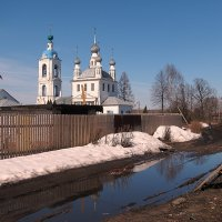 Апрель в провинции :: Николай Белавин