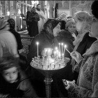 поклониться, покаяться, поставить свечу :: Андрей Пашис