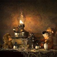 Из жизни львов :: Lev Serdiukov