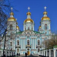 Морской собор Святителя Николая Чудотворца и Богоявления :: Irina *****