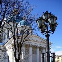 Собор Святой Живоначальной Троицы лейбгвардии Измайловского полка :: Irina *****
