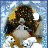 снежинка :: Анна тихонова