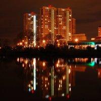Ночной город :: Наталья Красникова