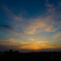 Закат над Дельтой :: Алексей Салло