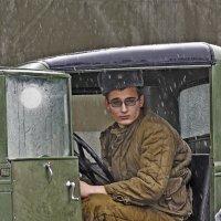подвези - служивый! :: Владимир Матва