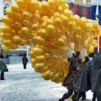 полёты на шарах :: Владимир Матва