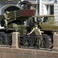 готовимся к параду :: Владимир Матва