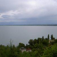 Венгрия. Вид на озеро. :: Елена Бушуева