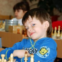 Шахматист :: Альберт Куров