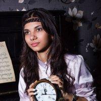 Часы :: Дарья Гилева