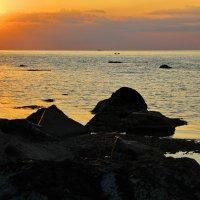 лето - утро над морем :: valeriy g_g