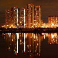 Ночной город. :: Наталья Красникова