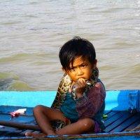Камбоджийское дите :: Яна Амосова