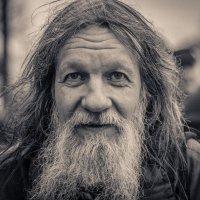Московский хипи :: Владимир Егоров