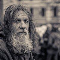 Московский хипи (Задумчивый) :: Владимир Егоров