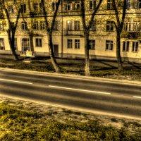 Ночь, улица.. :: Дмитрий Бурьков
