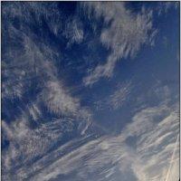 Небо над луцкой крепостью :: Андрей Ясносекирский