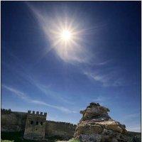 Белгород-днестровская крепость. Вид с лимана. :: Андрей Ясносекирский