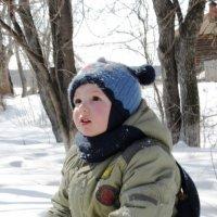 Малыш :: Екатерина Герасимова