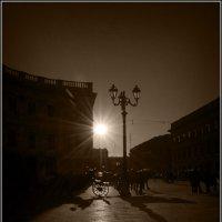 Низкое Солнце :: Андрей Ясносекирский