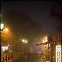 Одесса, Угол Гаванной в тумане :: Андрей Ясносекирский