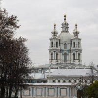 Смольный монастырь :: Вадим Лячиков