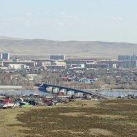 город Кызыл :: Алексей Тедеев