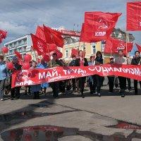Красный марш :: Николай Белавин