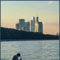Человек и город :: Наталья Rosenwasser