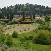 Toscana: Firenze - Siena - Montalcino :: Vladimir Sumovsky