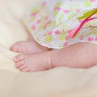 Светлана, 3 месяца. Любимые ножки :)) :: Наталия Бойкова