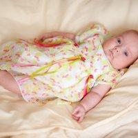 Светлана, 3 месяца :: Наталия Бойкова