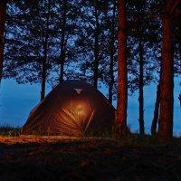 Палатка :: Григорий Храмов