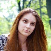 Зеленые глаза :: Юлия Листопадская