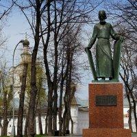 Памятник Андрею Рублеву. :: Юрий Шувалов