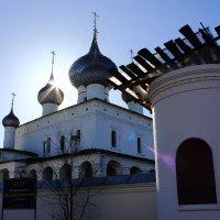 Углич-солнце в куполах :: boris kantor