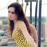 Прогулка по крышам :: Анастасия Аслаповская