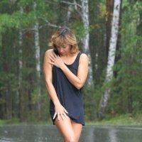 Под дождем :: Светлана Игнатьева
