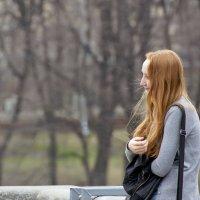 Случайный портрет :: Евгений Жиляев
