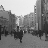 Москва :: Анастасия Сергеевна